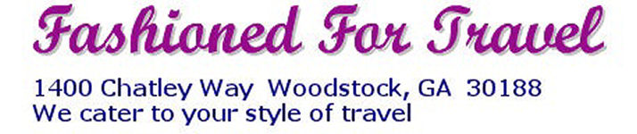 Fashioned For Travel Woodstock , GA  30188
